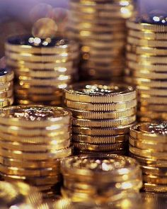 have millions and millions of hold coins. I am rich!I have millions and millions of hold coins. I am rich! Gold Everything, Gold Money, Gold Bullion, Bullion Coins, Shades Of Gold, All That Glitters, Gold Coins, Blockchain, Precious Metals