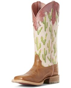 Gameday University of Texas Cowgirl Boots - Pointed Toe - Country Outfitter Ariat Boots Womens, Tin Haul Boots Womens, Kids Western Boots, Cowboy Boots Women, Western Outfits, Western Wear, Cactus Boots, Cowboy Boots Square Toe, Cowgirl Fashion