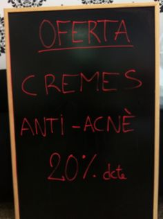 Cremas anti acné de la marca de cosméticos Massada con un 20% de descuento. #estetica #barcelona #acné #cremas #massada #cosméticos