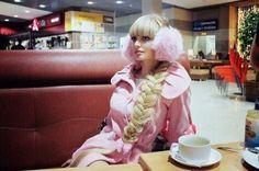Angelica Kenova, una verdadera Barbie doll