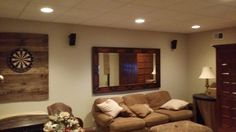 Enjoy your Living Room MORE with Surround Sound!