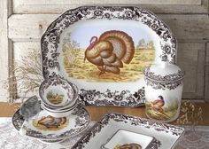Happy #FreebieFriday! Enter for your chance to win a Spode Woodland Turkey Platter just in time for Thanksgiving. Head to http://ift.tt/2hRkP2P to enter.