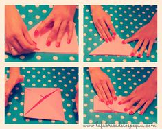 Comecocos infantil de papel