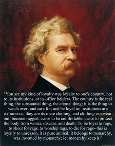 Mark Twain. Bam.