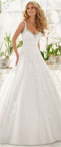 Lace Wedding Dresses (40)