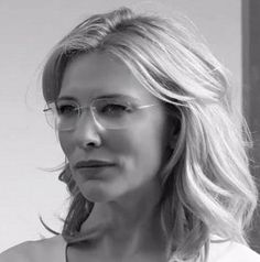 Cate Blanchett—The New Face of Silhouette Eyewear
