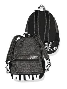Campus Backpack – PINK – Victoria's Secret