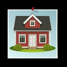 Fotka - Fotky Google Shed, Outdoor Structures, House, Google, Stuff Stuff, Home, Homes, Barns, Sheds