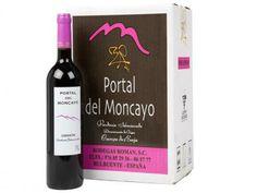Comprar Vino tinto joven selección Portal de Moncayo 2012 - Campo de Borja - Escompring
