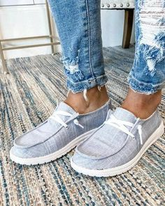 Lace Up Flats, Slip On Shoes, Women's Flats, Flat Shoes, White Boat Shoes, Girls Flats, Loafers For Women, Shopping, Girls Shoes