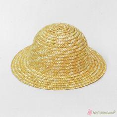 Παιδικό ψάθινο καπέλο για κορίτσια