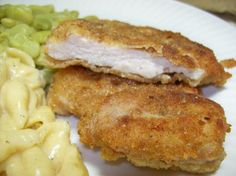 """Pork Schnitzel: """"This recipe is delicious and easy — a true keeper! I served it with German potato salad."""" -pamelad"""