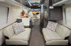 Sprinter camper van by Airstream - lots of great sprinter ideas Mercedes Sprinter, Sprinter Camper, Benz Sprinter, Mercedes Benz, Sprinter Van Conversion, Camper Conversion, Rv Campers, Camper Van, Happy Campers