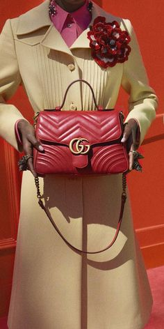 6c4d04230d9 GG Marmont small top handle bag. gucci.com