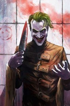 Arkham Killer the Joker