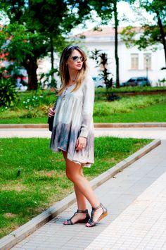 vestidos para gestantes tumblr