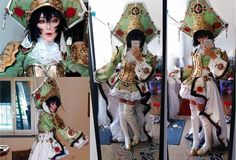 Seth Nightroad from Trinity Blood cosplay by Tessa Trickster Trinity Blood, Cosplay, Costumes, Blue Prints, Dress Up Clothes, Fancy Dress, Men's Costumes, Suits