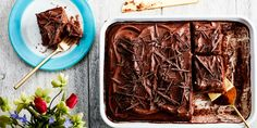 Our editor has a serious chocolate cake problem. Here are the recipes he just can't quit.