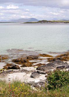 Clachan Sands, North Uist, Outer Hebrides, Scotland