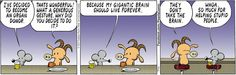 Pearls Before Swine Comic Strip July 14 2015 on GoComics.com