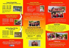 Boat Hire, Canoe And Kayak, Double Kayak, The Iron Bridge, River Severn, Float Trip, Sustainable Tourism