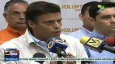 Venezuela: oposición nuevamente busca la desestabilización