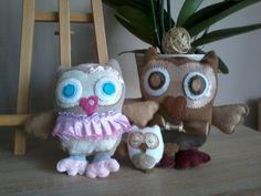 sówki - owls