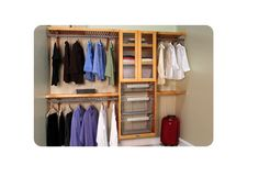 Visit John Louis Home For Closet Storage And Accessories. The Solid Wood  Organizers And Hardwood Accessories Will Increase Functionality.