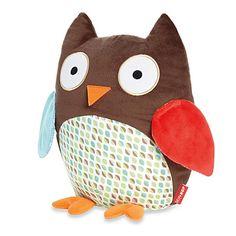 SKIP*HOP® Treetop Friends Plush Owl - buybuyBaby.com