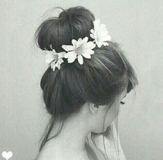Summer hair. Romantic ✨✨