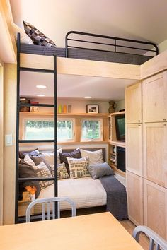One Of Our Favorite Designs Just Got Even Tinier - The ESCAPE Traveler - Tiny House for UsTiny House for Us