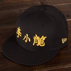 be7fbd63ffde5e Bruce Lee Little Dragon New Era 59Fifty Fitted Cap Little Dragon