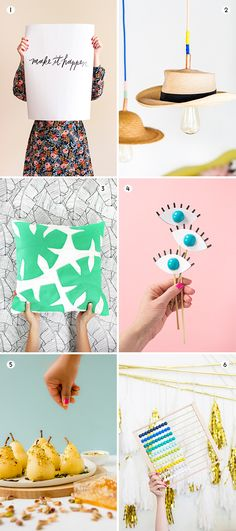 6 DIYs to Try This Weekend - Paper and Stitch