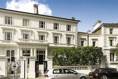 Aylesford & Co - London, Chelsea present this 7 bedroom house in The Boltons, Chelsea, London Kensington House, Kensington And Chelsea, Chelsea London, London House, London Townhouse, Victorian London, Mansions For Sale, Uk Homes, New Property
