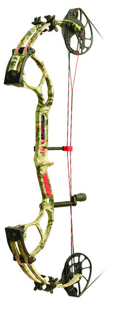 PSE's DNA SP compound bow would make an indian weep with joy. It's the biggest archery company's flagship bow, and there is none other available that is faster.