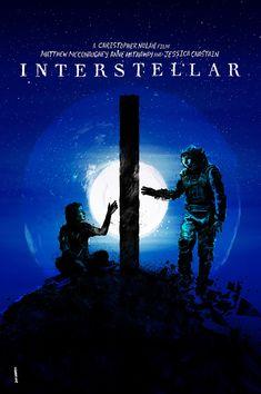 """danielnorris: """"Interstellar by Daniel Norris - @DanKNorris on Twitter. """""""
