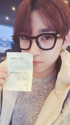 ⤴× kthpgs × I kpop I MAP6 - MINHYUK Minhyuk, Monsta X, Kpop, Eyes, Love Of My Life, Cat Eyes, Snow