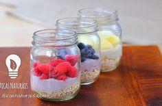Aprenda a fazer estas delícias de aveia para um pequeno almoço saudável