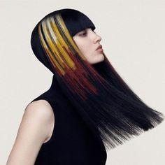 Тенденции окрашивания волос 2018
