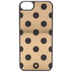 Kate Spade New York Le Pavillion Jewels Iphone 5 / 5S Case - Gold/Black