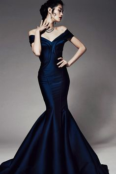 blissfully-chic: Zac Posen - Pre Fall 2014 Collection Model: Ming Xi