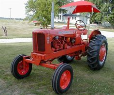 Restored 1956 AC Allis Chalmers WD45 Diesel Tractor for sale