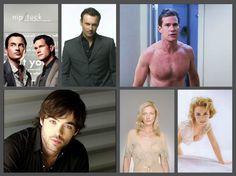 NipTuck (2003–2010) Julian McMahon, Dylan Walsh, John C Hensley,  Joely Richardson, and Kelly Carlson
