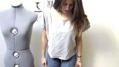 Tutoriel 18 - Coudre un tee shirt