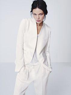 ¿Estilo masculino o femenino? El lookbook de H&M Primavera-Verano 2012 | NIUTZ.com