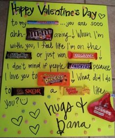 Such a great DIY for valentines day!:)