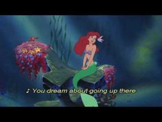 Under The Sea -  The Little Mermaid