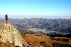 São 25 quilômetros de subida para chegar de São José do Barreiro ao Parque Nacional da Serra da Bocaina. Foto: Divulgação