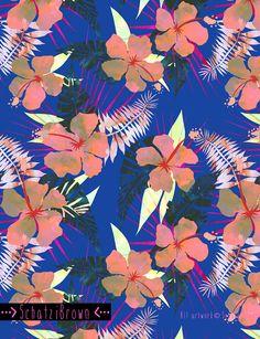 Traditional Aloha Patterns on Behance