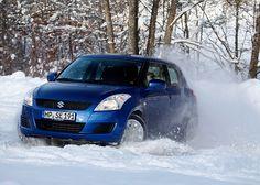 10 Jahre dauerte es, bis #Suzuki den #Allradantrieb auch im #Swift auch bei #Kleinwagen salonfähig machte.